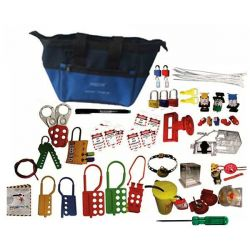 KRM LOTO -  ELECTRICAL DEPARTMENT LOCKOUT TAGOUT KIT
