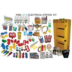 KRM LOTO - ELECTRICAL STATION KIT