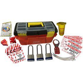KRM LOTO - LOCKOUT TAGOUT ELECTRICAL BOX KIT - 9026
