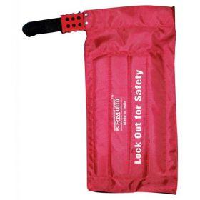 """Adjustable flexible Lockout Bag - 18"""""""