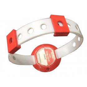 DI ELECTRIC HANDLE PANEL LOCKOUT RED WITHOUT PADLOCK