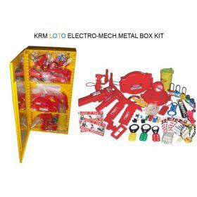 ELECTRO - MECH. METAL BOX KIT