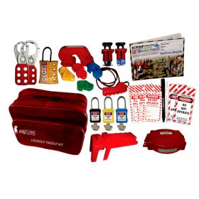 INDUSTRIAL SAFETY LOCKOUT KIT - B2