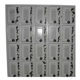 KRM LOTO – 5 LOCK WITH 20 GROUP LOCKOUT BOX CABINET