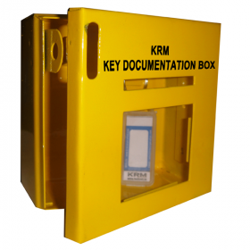 Lockout Key / document box