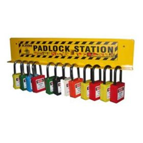 Krm loto – PADLOCK STATION WITH ABS SLOTTER