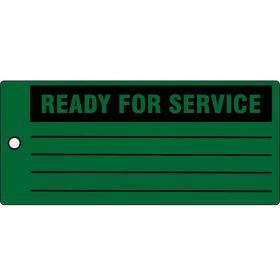 25pcs - KRM LOTO - READY FOR SERVICE