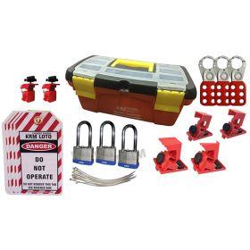 KRM LOTO - LOCKOUT TAGOUT ELECTRICAL BOX KIT - 9023