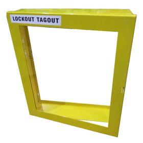 KRM LOTO - MULTIPURPOSE ELECTRICAL PANEL LOCKOUT BOX (AIR CIRCUIT BREAKER loto BOX)
