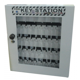 Lockout Key Station-without material