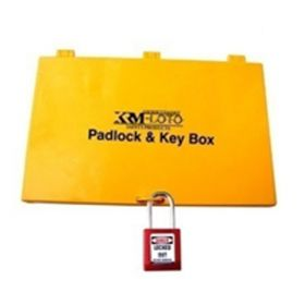 KRM LOTO-DI ELECTRIC MULTIPURPOSE PADLOCK/KEYBOX