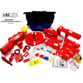 KRM LOTO -  MUILTPURPOSE LOCKOUT TAGOUT KIT - 37 (EMPC)