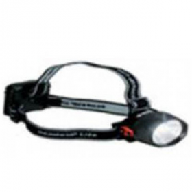Powerful Halogen / LED combo hands free light