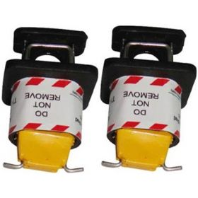 2pcs Pin Out Circuit Breaker Lockout