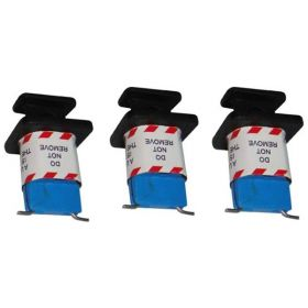 3pcs Pin Out Wide Circuit Breaker Lockout