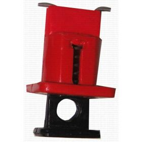 Pin Out Wide Circuit Breaker Lockout -Red