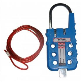 Multipurpose Cable Lockout - Blue