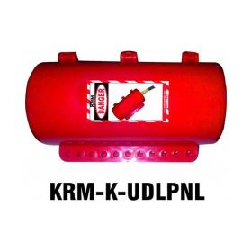 Universal Dual Large Pneumatic Lockout Devices