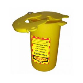 Universal Multidevice Lockout Cylindrical Shape (Pneumatic)