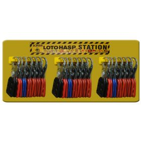 Loto  Hasp Station - without Material