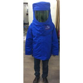 Electrical Arc Flash Protective Apparel Complete Kit For 8 Cal