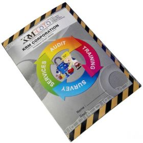 Lockout Tagout Manual Information Guide / Book