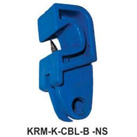 Circuit Breaker Lockout with Normal Screw - Blue