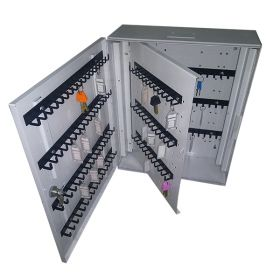 KRM LOTO – DUAL LAYER LOCKOUT  KEY STATION-3 OPAQUE FASCIA-18156 WITHOUT MATERIAL