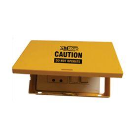 Di Electric Multipurpose Panel Lockout - Yellow