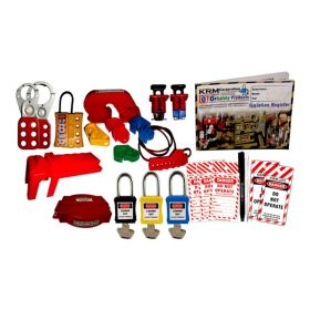 INDUSTRIAL SAFETY LOCKOUT KIT - 2
