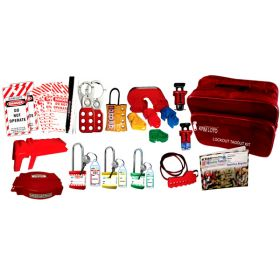 INDUSTRIAL SAFETY LOCKOUT KIT - B1