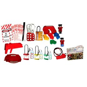INDUSTRIAL SAFETY LOCKOUT KIT - 1