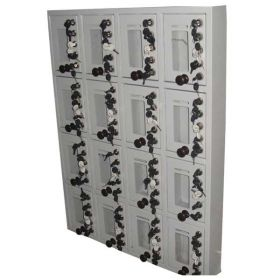 KRM LOTO – 5 LOCK WITH 16 GROUP LOCKOUT BOX CABINET
