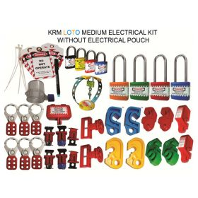 MEDIUM ELECTRICAL KIT (WITHOUT ELECTRICAL POUCH)