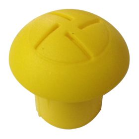 KRM LOTO  - MUSHROOM TYPE REBAR SAFETY CAP (set of 50 pcs) size- 28-36mm