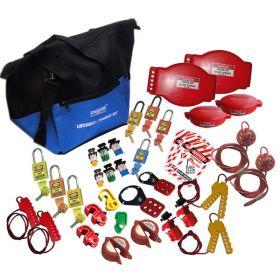 KRM LOTO -  OSHA LOCKOUT TAGOUT MAINTENANCE  BAG KIT - 4050