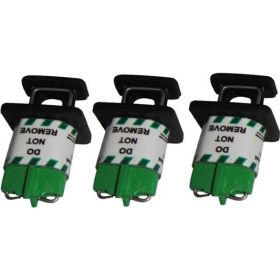 3pcs Pin In Circuit Breaker Lockout