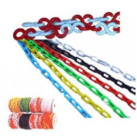 PLASTIC LINK CHAIN - 10 mtrs