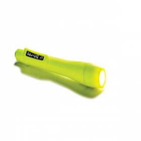 Handy bright LED flashlight