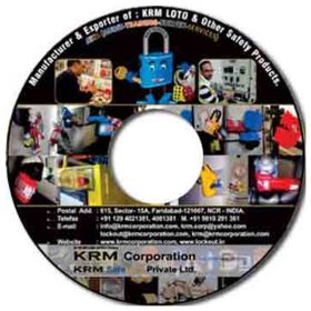 Lockout Tagout CD having Presentation Data / Movie in 3D
