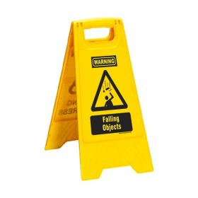 KRM LOTO PORTABLE SAFETY FLOOR STAND(FALLING OBJECTS)