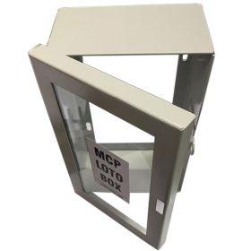 KRM LOTO - MULTIPURPOSE CIRCUIT PANEL LOCKOUT BOX