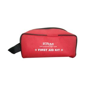 FIRST AID KIT POUCH - RED