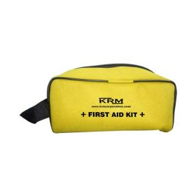 FIRST AID KIT POUCH - YELLOW